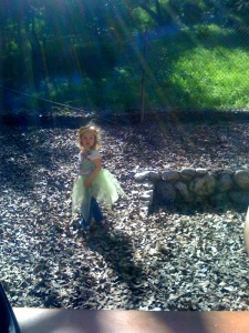 colette the forest fairy