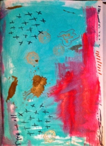 Craft Day With Sparrow Brooklyn Emily Cline Art