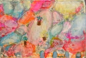 Emily Cline art journal