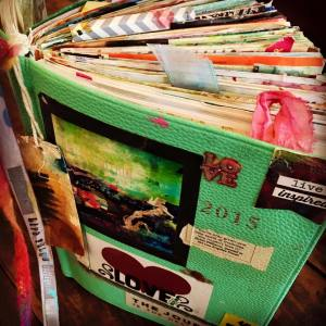 emily-cline-art-journal-2015-no-excuses
